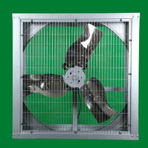 Ventilador de Circulación de Aire con Doble Rejilla de Protección